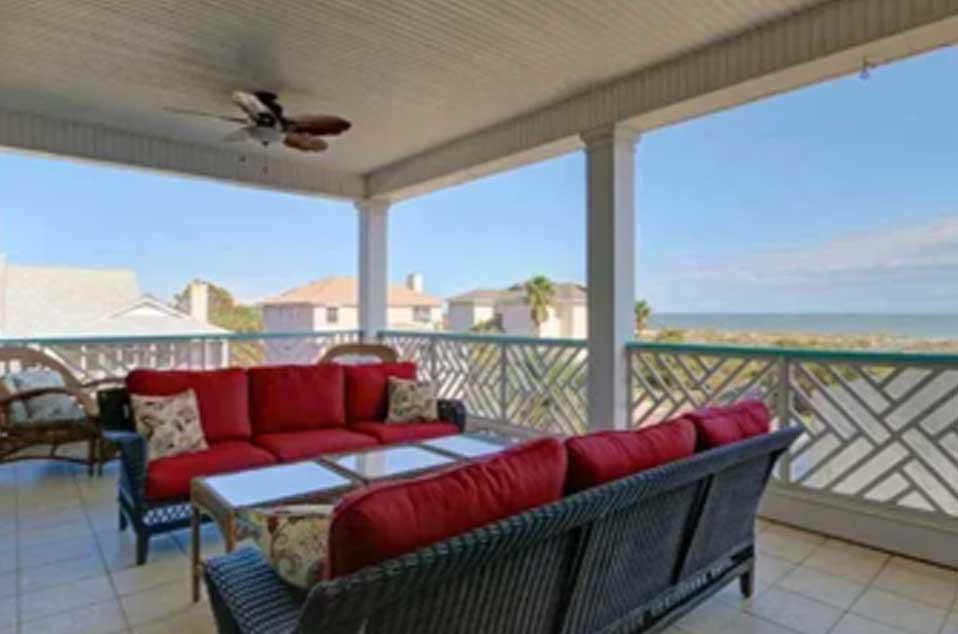 six bedroom vacation rentals