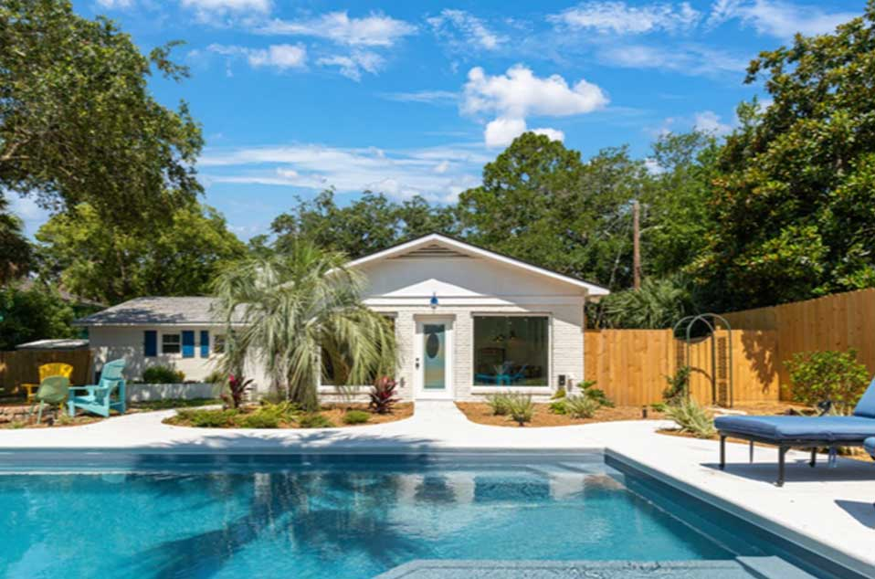 four bedroom vacation rentals